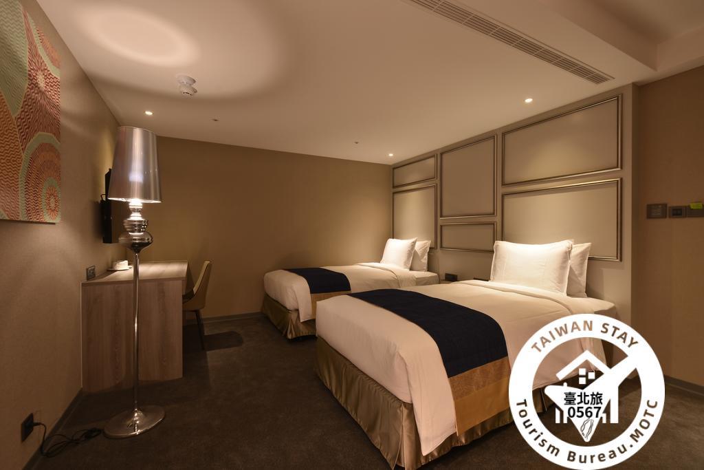 標準雙床房(無窗)-無障礙空間照片_1