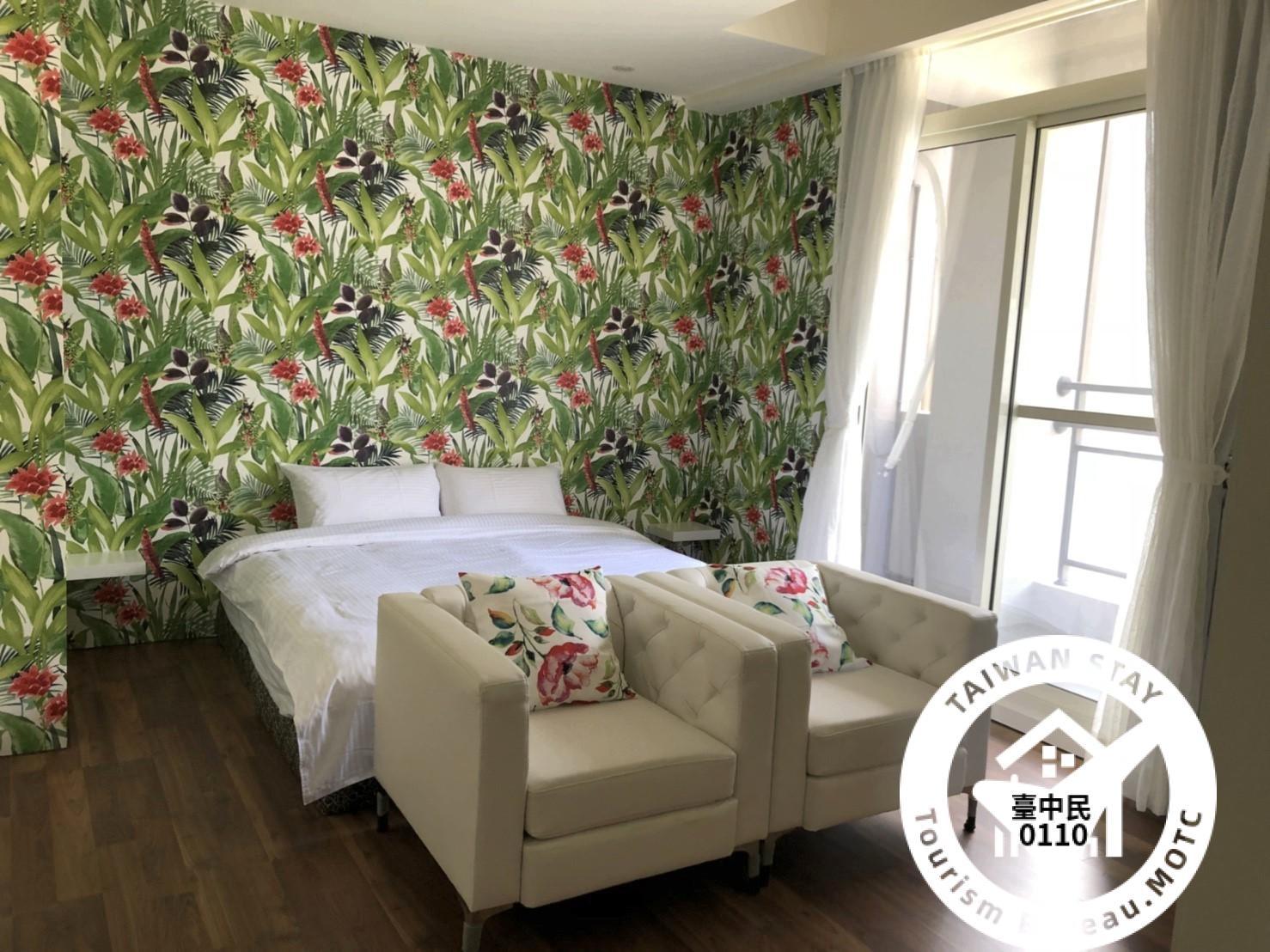 401 小綠綠雙人房照片_1