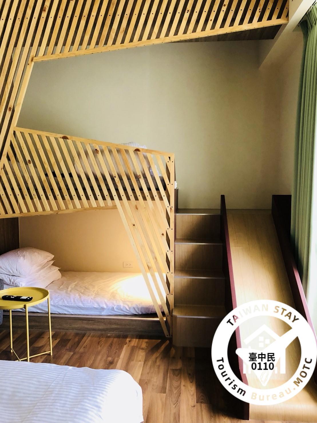 301 溜滑梯親子房 (4人房)照片_5