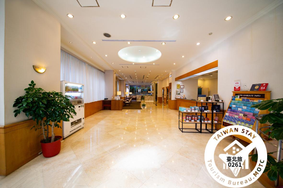 ホテル サンル一ト台北 (台灣燦路都飯店)